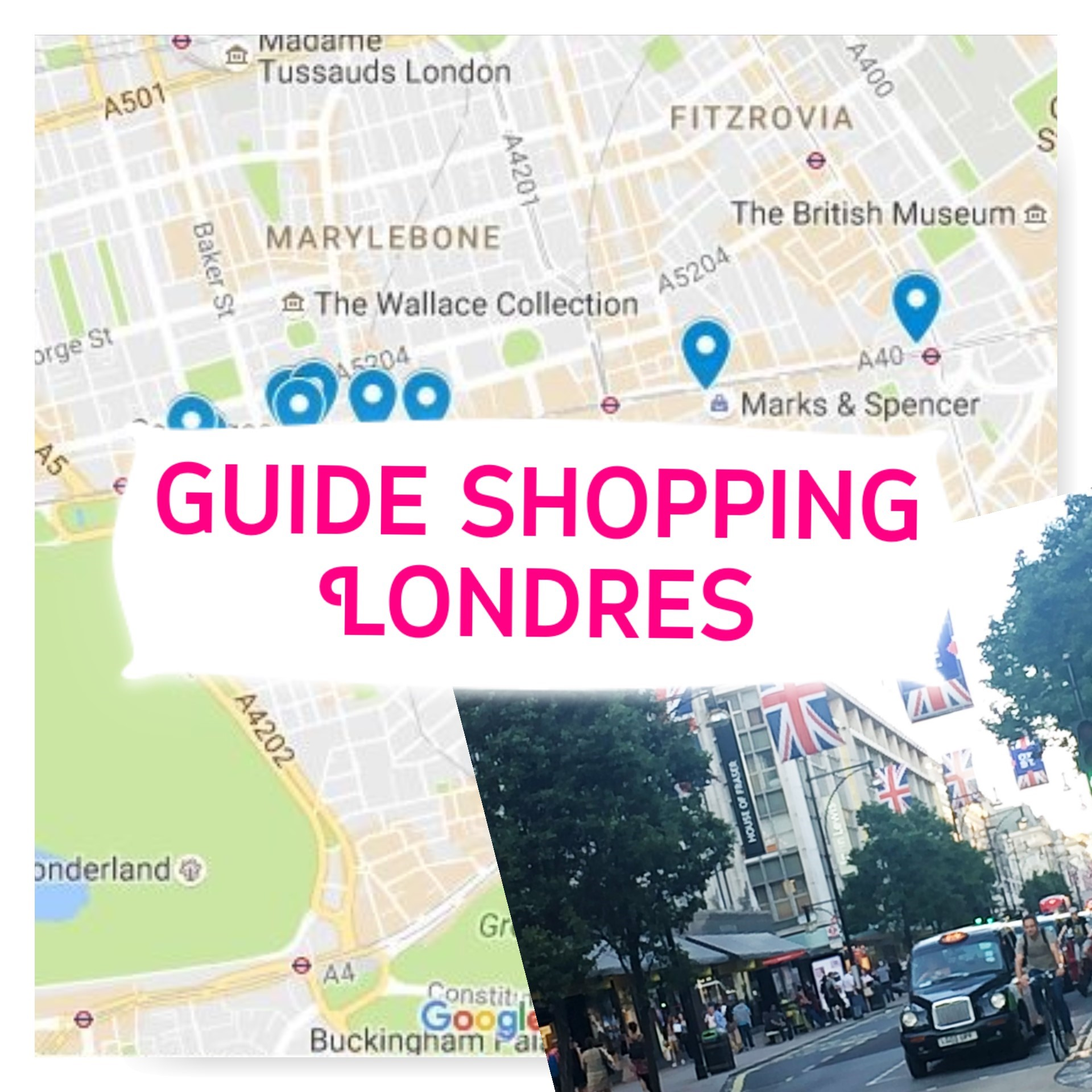 Guide shopping beaut londres copines de bons plans - Bon plan shopping londres ...