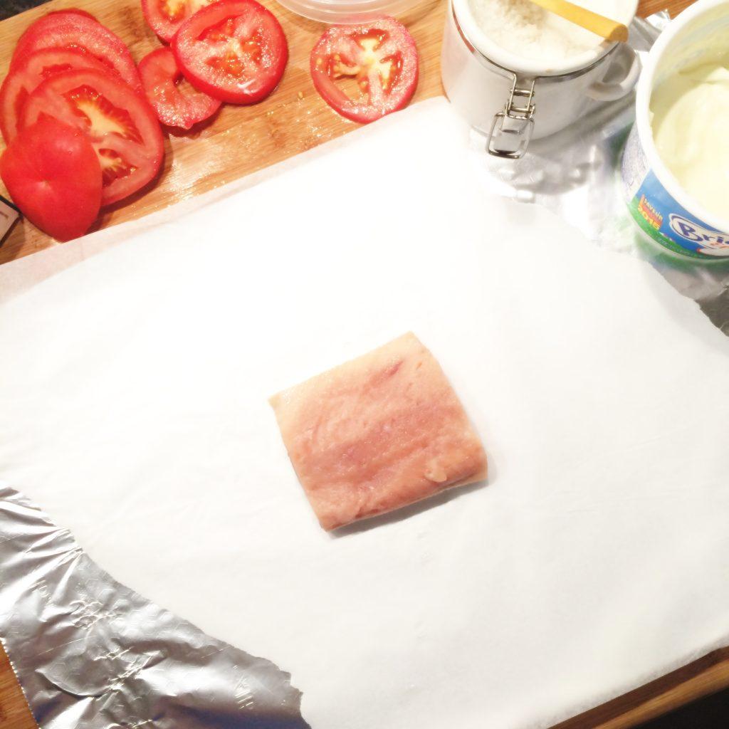 Saumon en papillottes - Recette facile et rapide