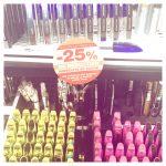 Bon Plan promotions monoprix maquillage