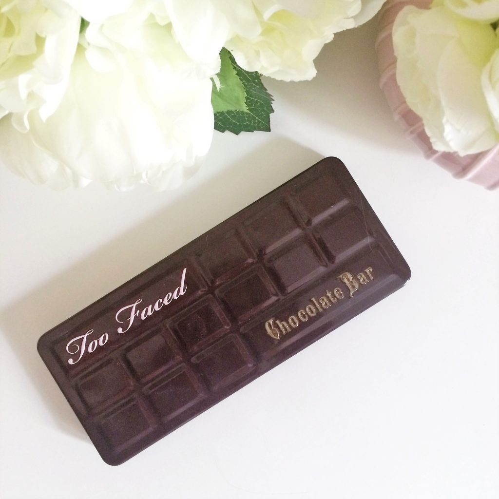 chocolate bar too faced avis