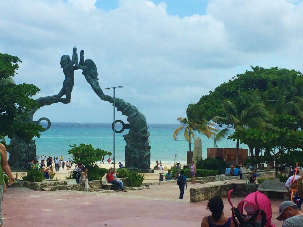 Mexique Carnet de voyage 2 Playa del Carmen