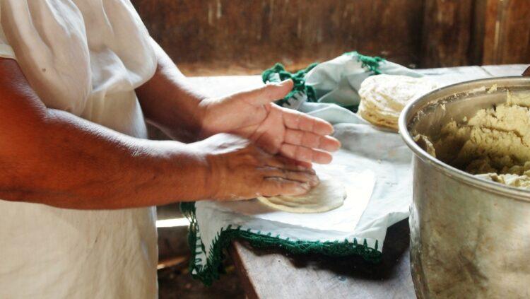 Tortillas Mexique