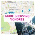 Guide shopping Beauté à Londres