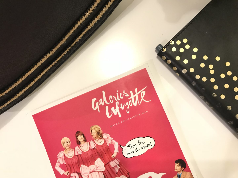 Galeries lafayette 3J 2018