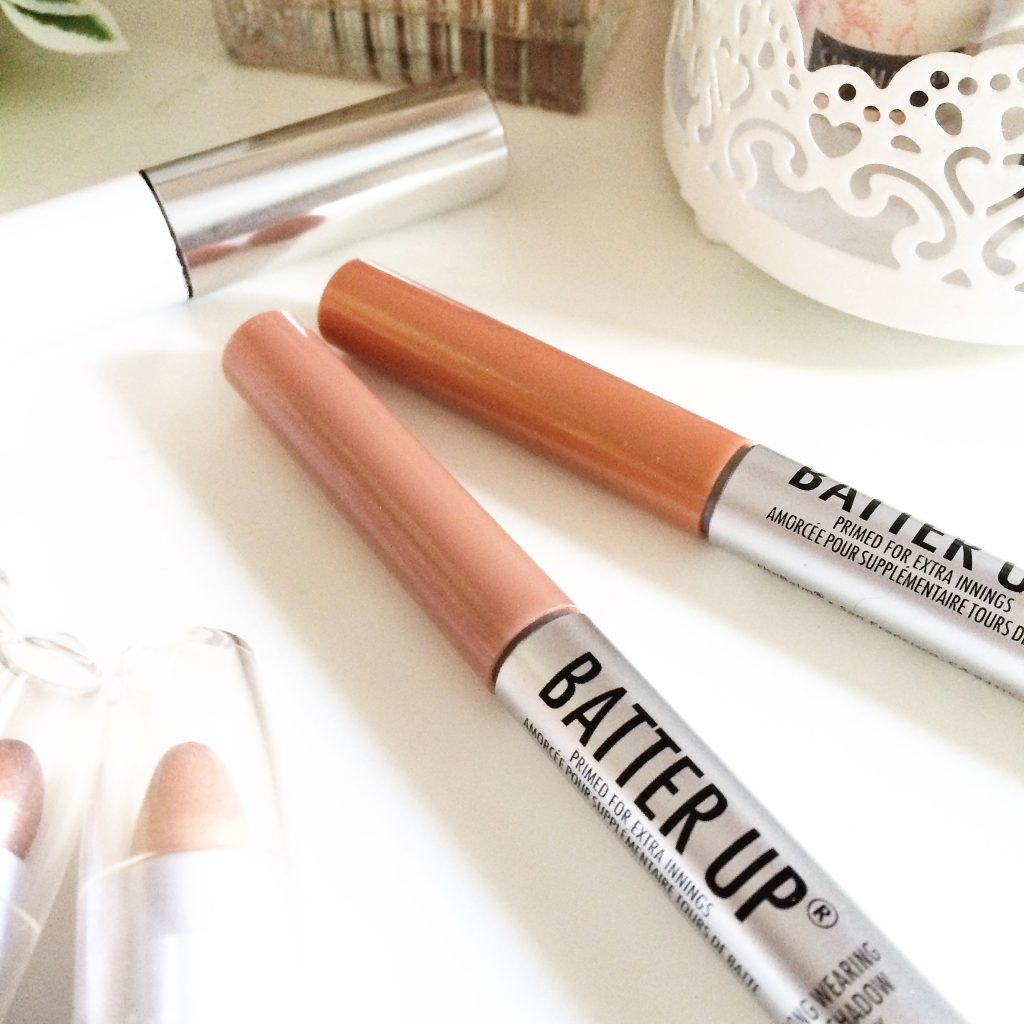ombres à paupières batter up the balm cosmetics avis
