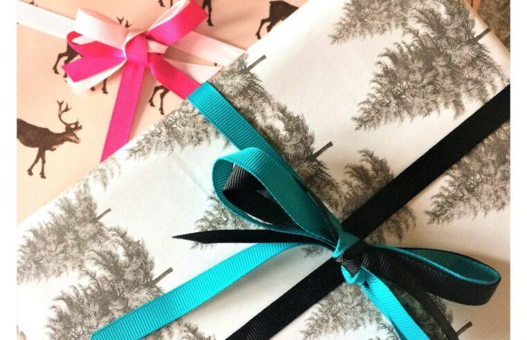 Plus de 20 manières différentes d'emballer ses cadeaux de Noël