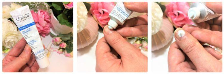 Uriage cica-creme bariederm pour ongles cassants