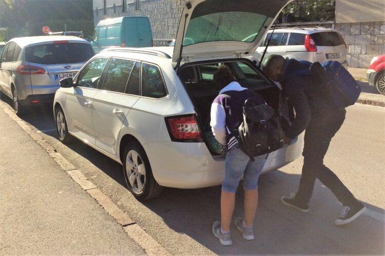 voyage slovenie location voiture