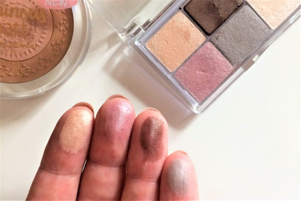 avis maquillage pas cher essence