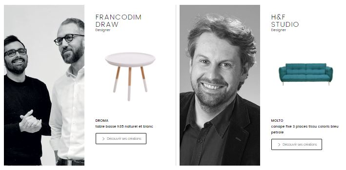 Mobilier FlyBy