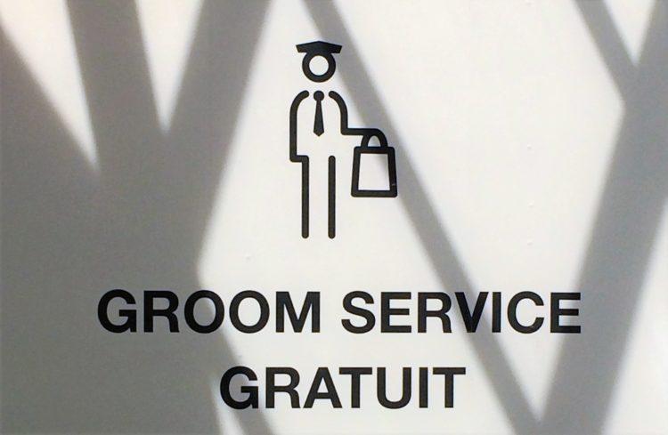 Groom Service Gratuit parly2