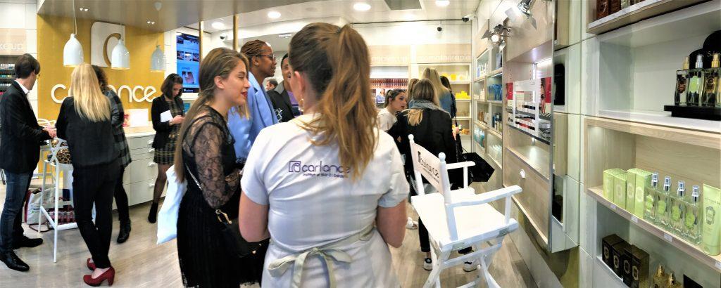 CARLANCE Paris Panorama institut cadet