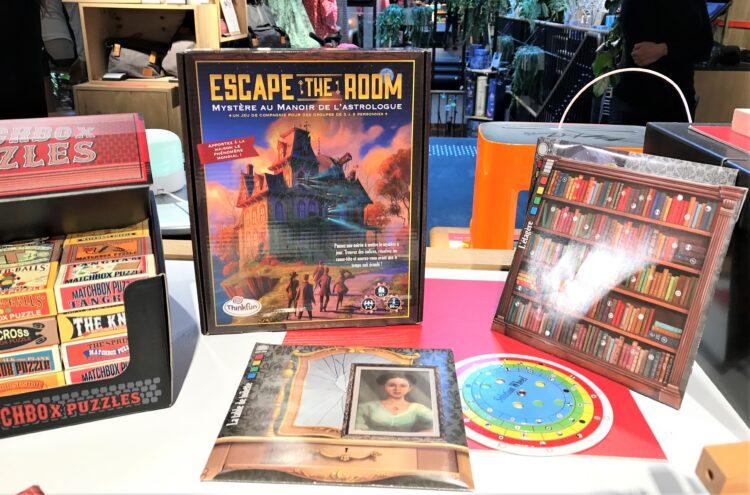 Escape Game Nature et decouvertes