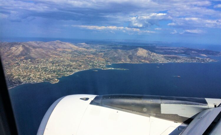 Mon carnet de voyage en Grèce !