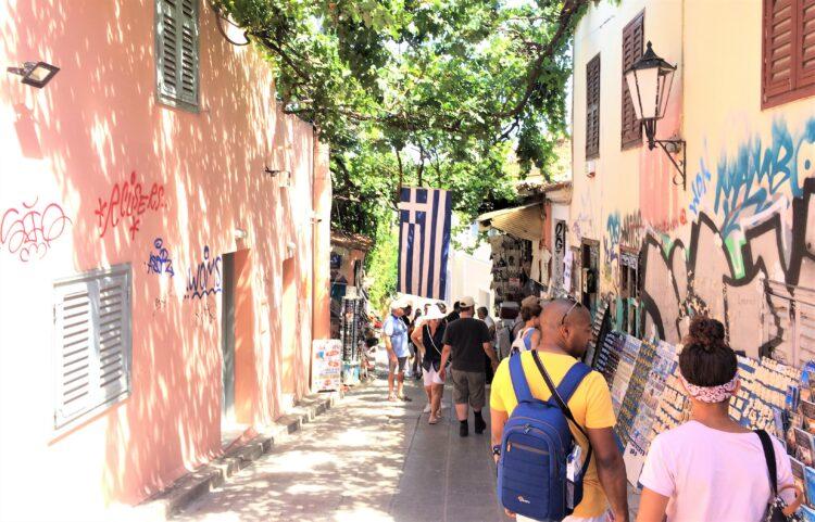 voyage en Grèce athenes 2
