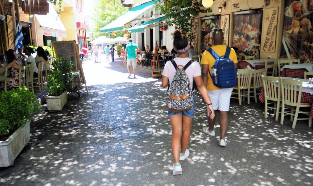 voyage en Grèce athenes