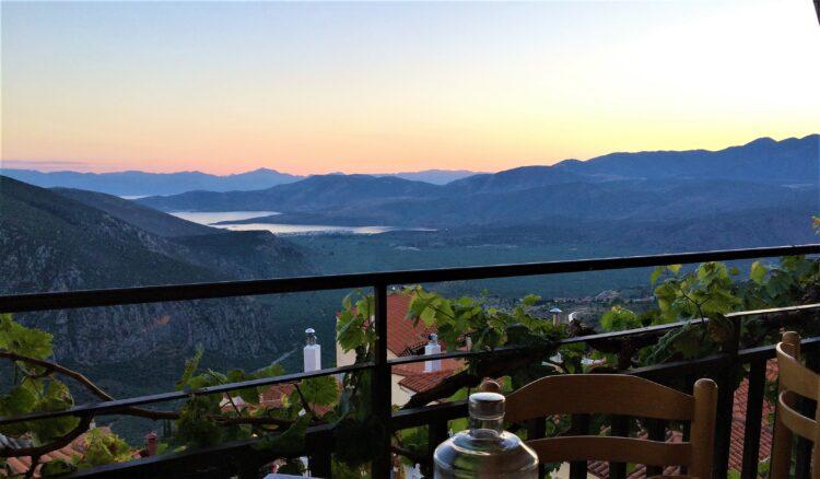 voyage en Grèce delphi