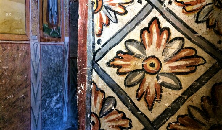 voyage en Grèce osios loukas 8