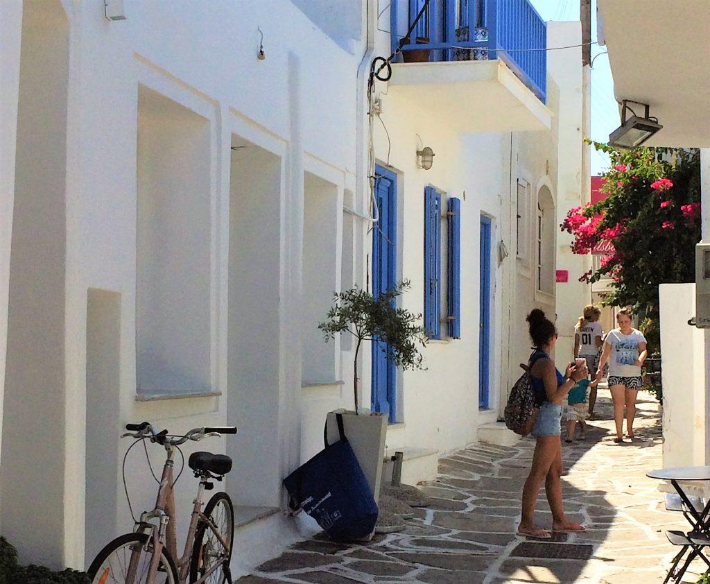 voyage en Grèce paros naousa 5