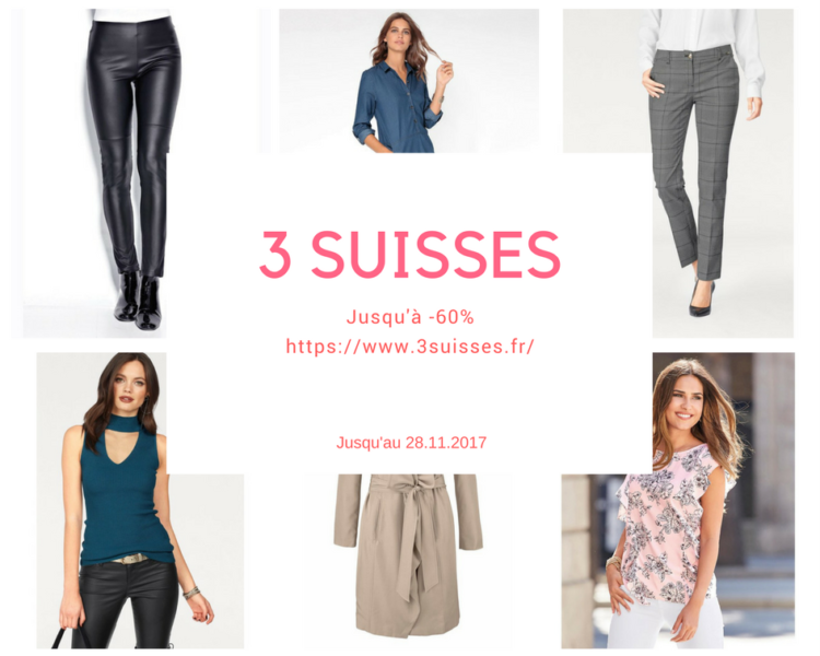 Black Friday 2017 3 SUISSES