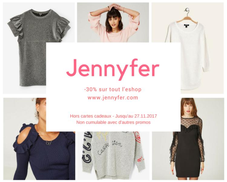 Black Friday 2017 Jennyfer
