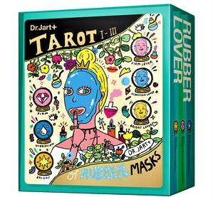 DJ.JART Coffret tarot masque Noel 2017