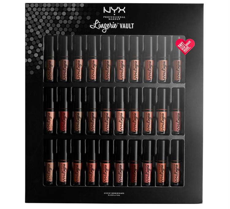 NYX Coffret nyx lingerie