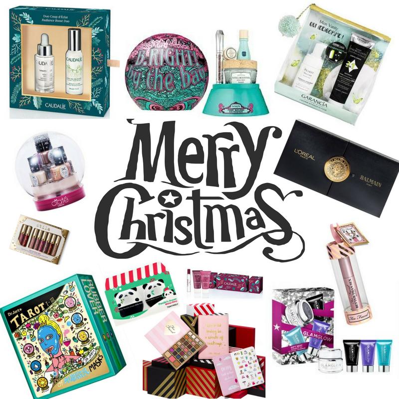 Cadeaux Beauté – Collections Noël 2017 !