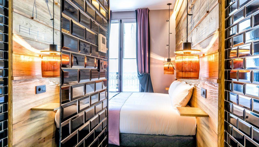 hotel au boeuf couronne paris chambre 3