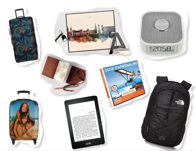 idees cadeaux homme voyageur