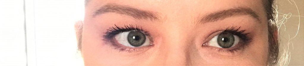 maquillage du soir avec mascara big shot maybelline