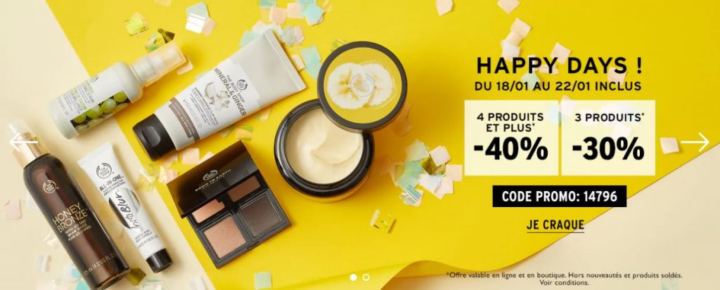 Bon Plan the body shop