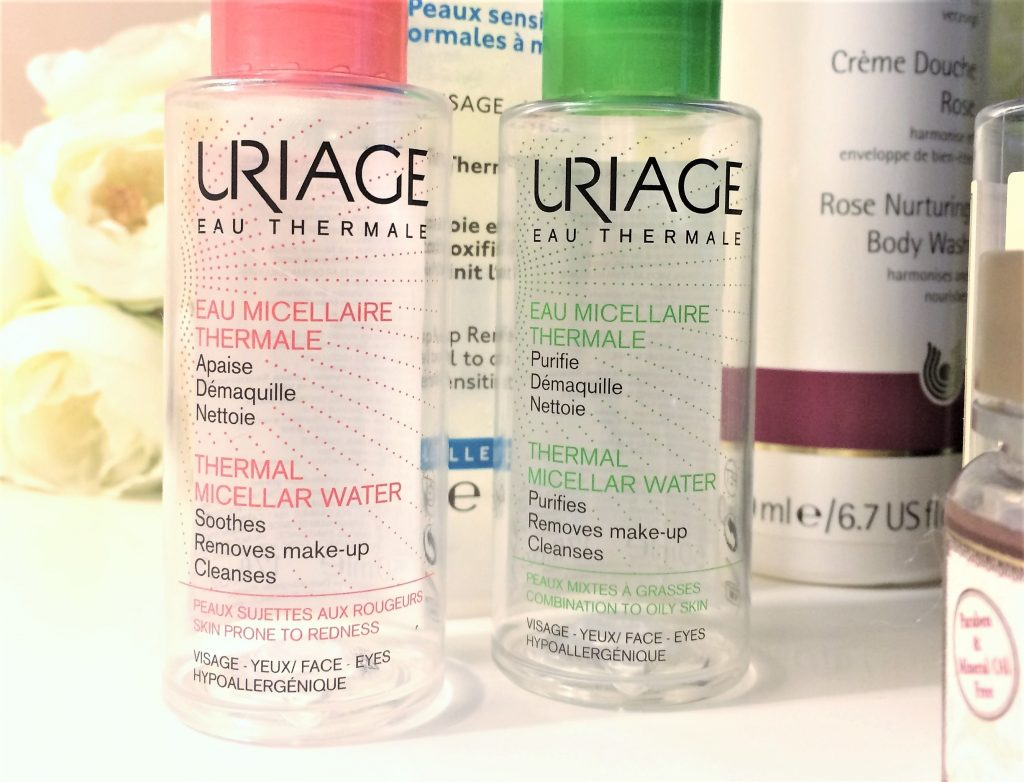 eau micellaire uriage