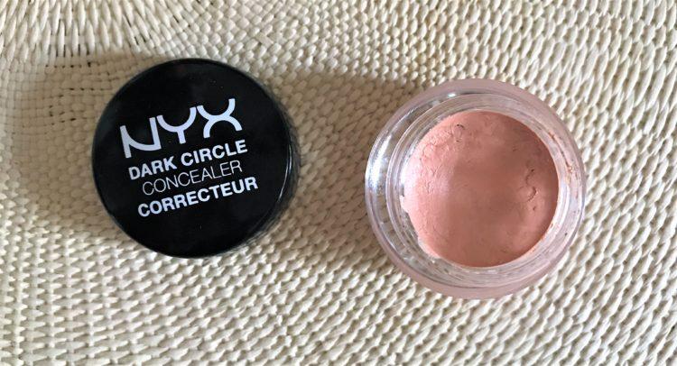 Maquillage anti cernes - camoufleur nyx