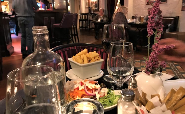 Bellbridge House Hotel diner