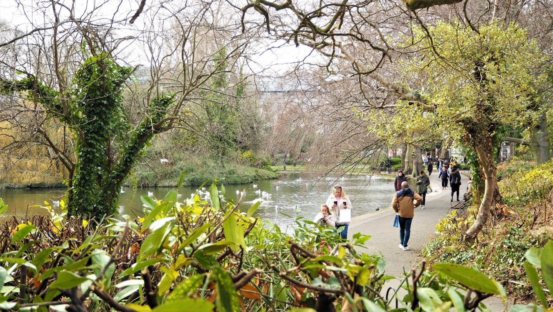 Dublin parc st stephens green