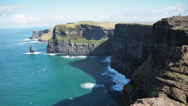 irlande falaises de moher