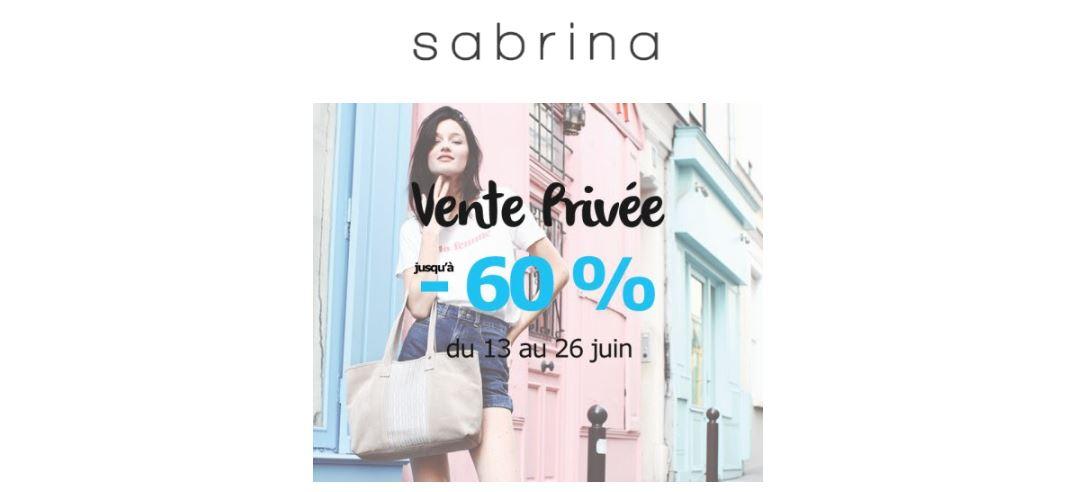 Vente Privee Sabrina Paris