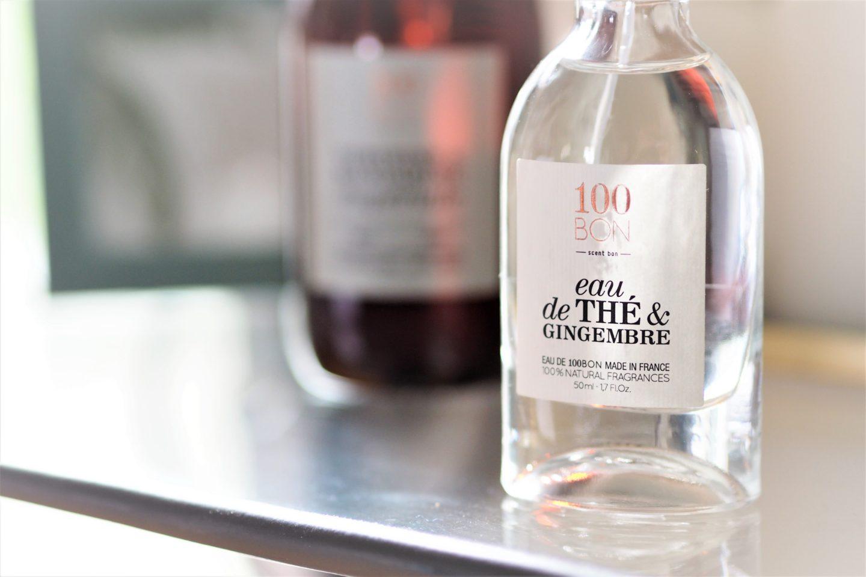 100 bon parfums naturels