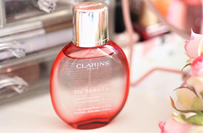 Couverture clarins fix makeup