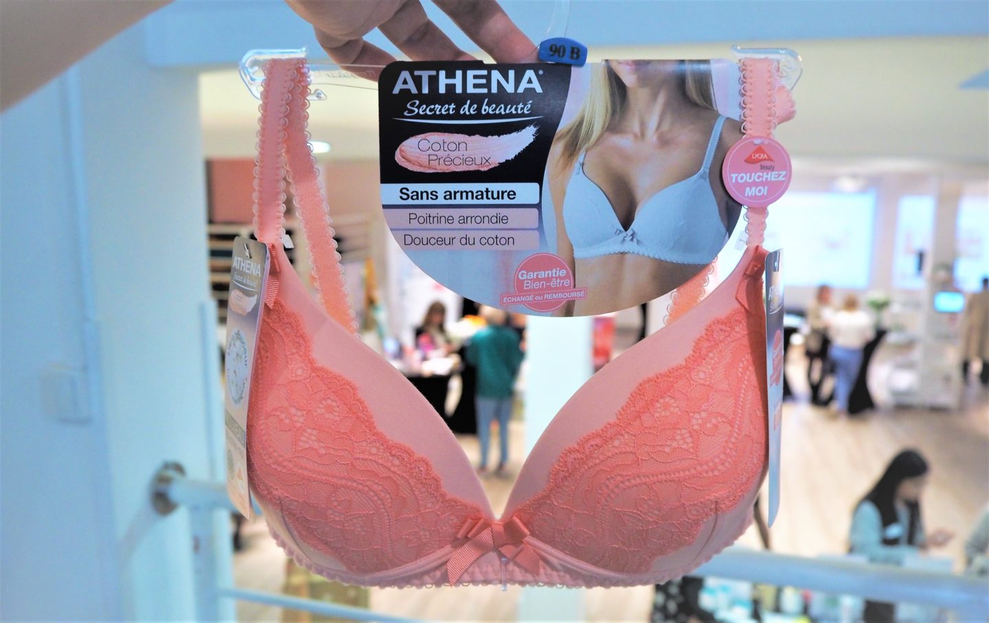 Athena secret de beaute