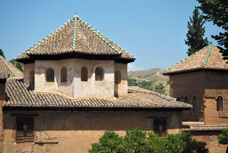 Alhambra grenade palais nasrides