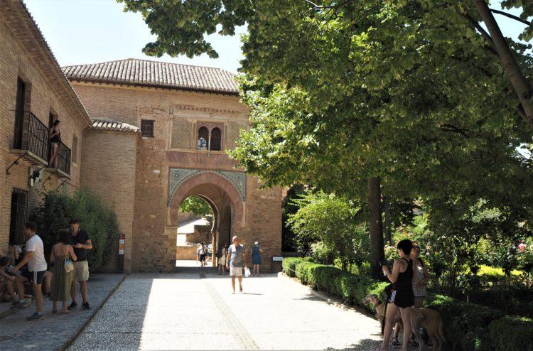 alhambra grenade enceinte