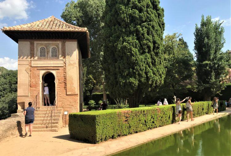 jardins alhambra grenade 2