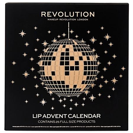 MAKEUP REVOLUTION Lip advent calendar 2018