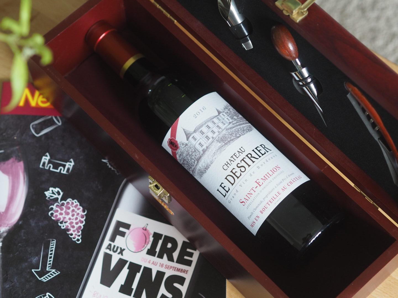 concours netto foire aux vins