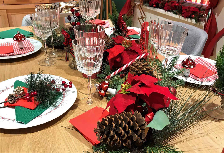 DELAMAISON Noel traditionnel Table