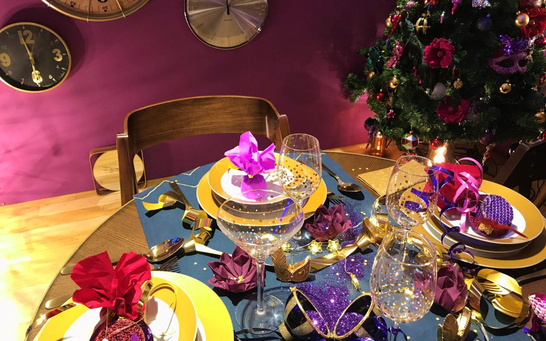 DELAMAISON Noel wonderland table