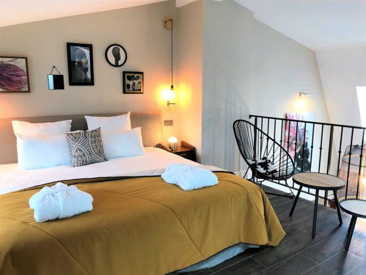 hotel royal madeleine paris chambre duplex