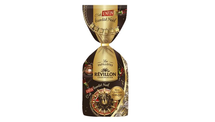 REVILLON Papillottes chocolats